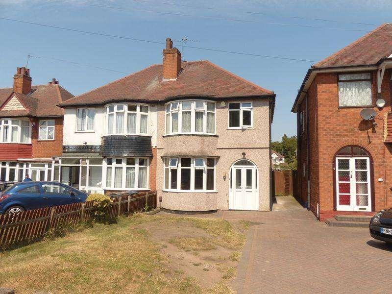 3 Bedrooms Semi Detached House for sale in College Road, Kingstanding, Birmingham