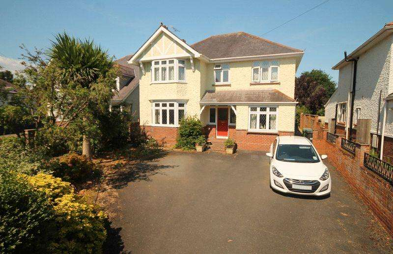 5 Bedrooms Detached House for sale in Topsham Road, Exeter