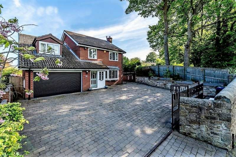 4 Bedrooms Detached House for sale in West Denton Close, Newcastle Upon Tyne, NE15