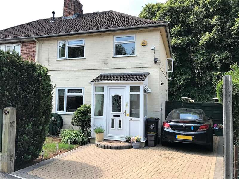 3 Bedrooms Semi Detached House for sale in Lichfield Road, St. Anne's, Bristol