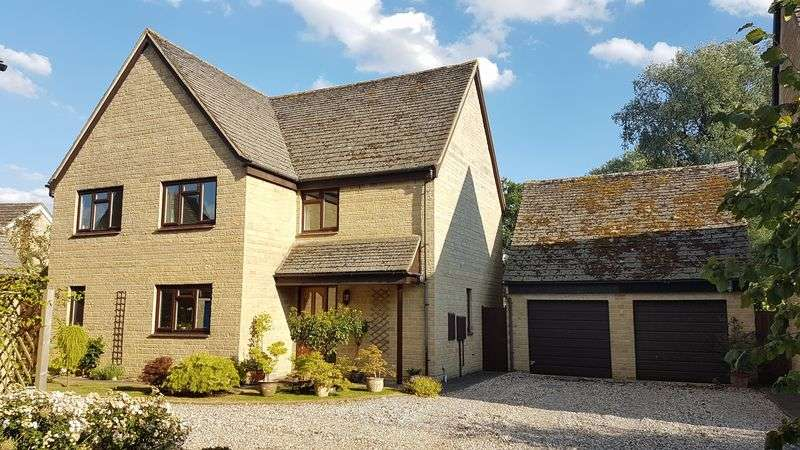 4 Bedrooms Property for sale in Orchard Close, Cassington