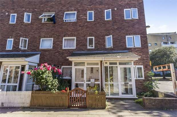 4 Bedrooms End Of Terrace House for sale in Appleby Close, London