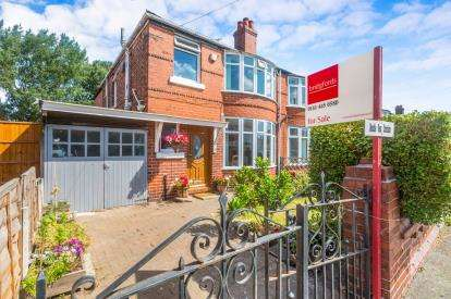 3 Bedrooms Semi Detached House for sale in Mornington Crescent, Fallowfield, Manchester, Greater Manchester
