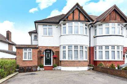 4 Bedrooms House for sale in Green Lane, Chislehurst