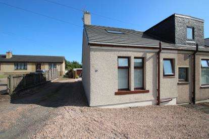 3 Bedrooms Semi Detached House for sale in Jamphlars Road, Cardenden