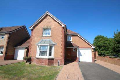 4 Bedrooms Detached House for sale in Deaconsbank Avenue, Thistlebank