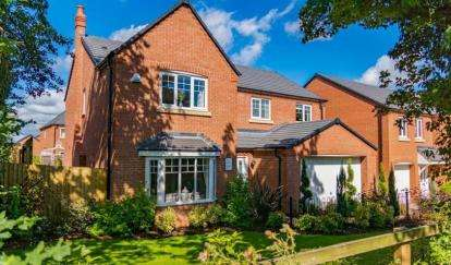 5 Bedrooms Detached House for sale in Bowbrook, Worcester Road, Hartlebury