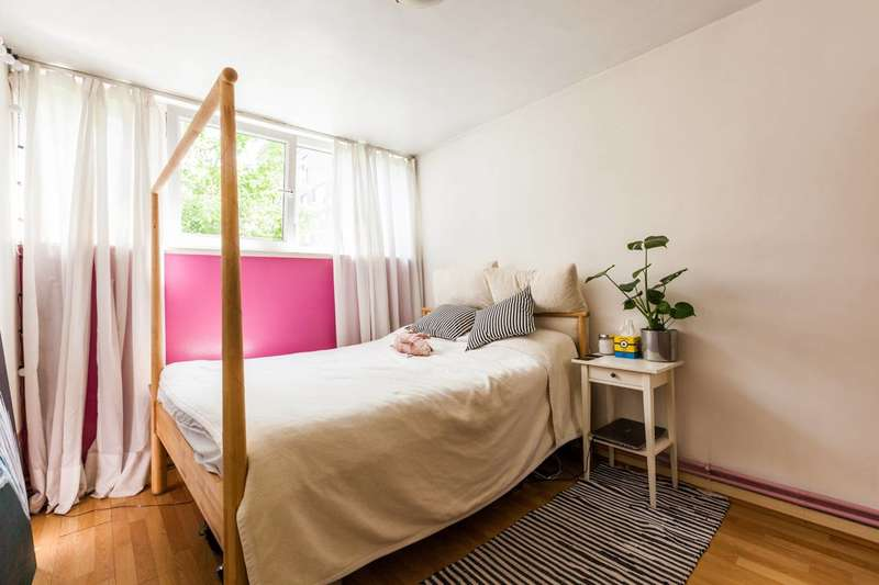 3 Bedrooms Maisonette Flat for sale in St Johns Estate, Hoxton, N1