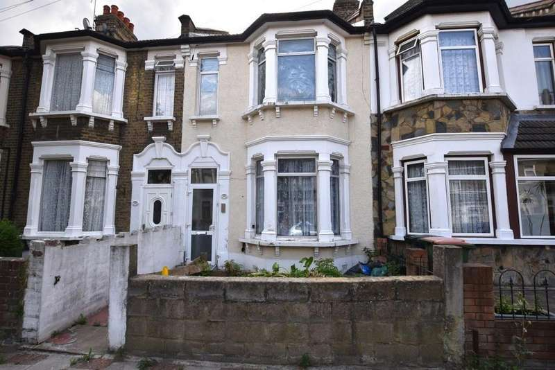 4 Bedrooms Terraced House for sale in Claude Road, Plaistow