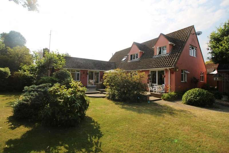 6 Bedrooms Detached House for sale in The Causeway, Great Horkesley, Colchester, Essex, CO6