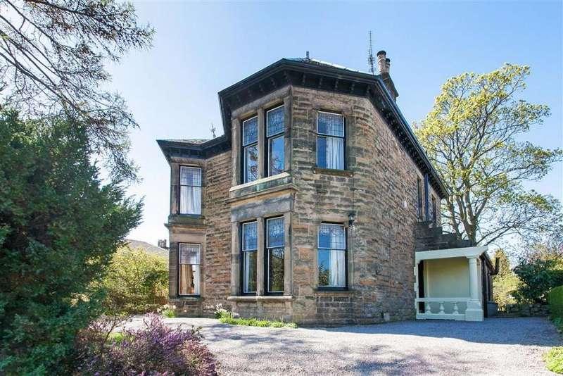 4 Bedrooms Detached Villa House for sale in Roskeen 78 Gower Street, Pollokshields, G41 5PU