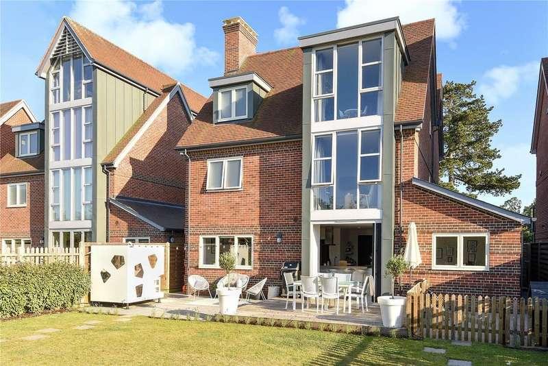 4 Bedrooms Unique Property for sale in Park Gate, Park Road, Ipswich, IP1