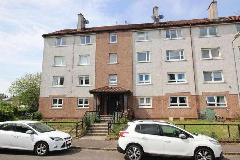 3 Bedrooms Flat for sale in 8F Langside Street, Faifley, G81 5HJ