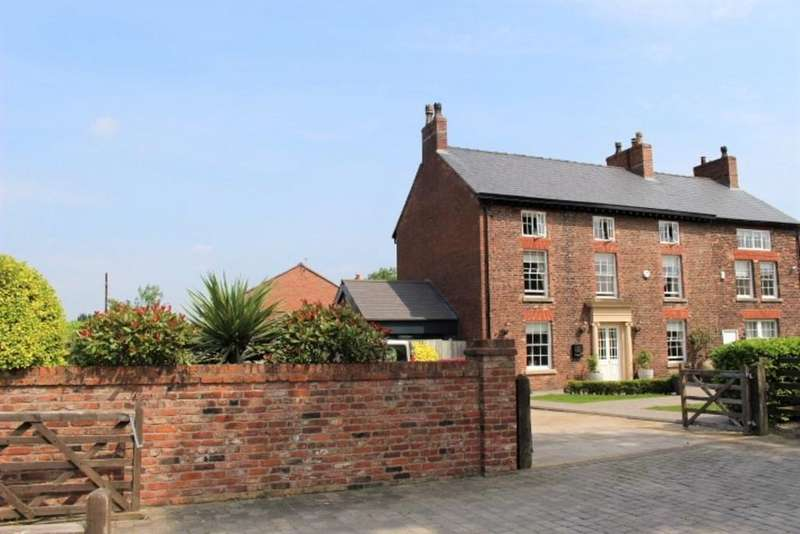 6 Bedrooms Farm House Character Property for sale in Higher Green Lane, Astley Green, Tyldesley