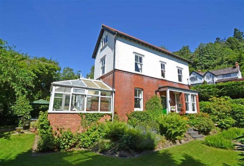 6 Bedrooms Detached House for sale in Carding Mill Valley, Church Stretton, Shropshire