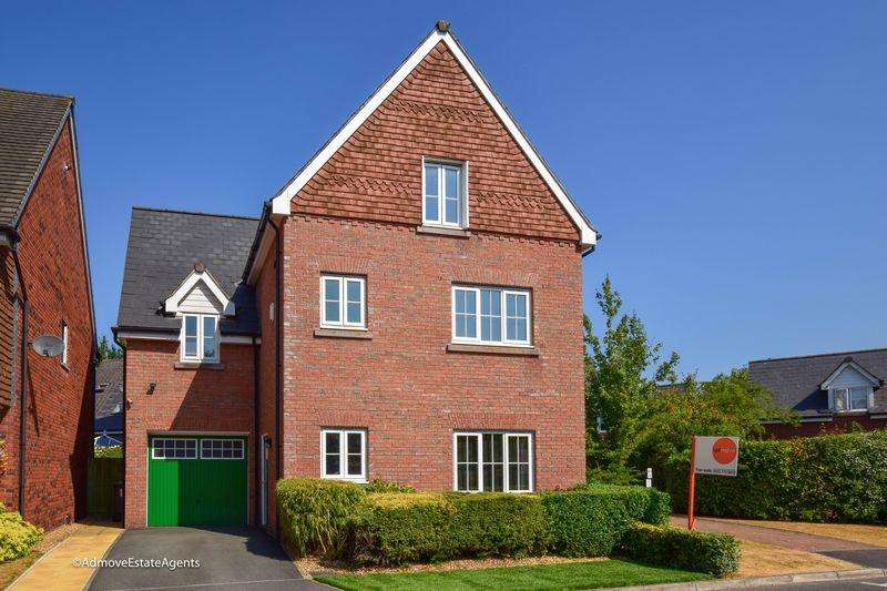 6 Bedrooms Detached House for sale in Chaise Meadow, Lymm, WA13