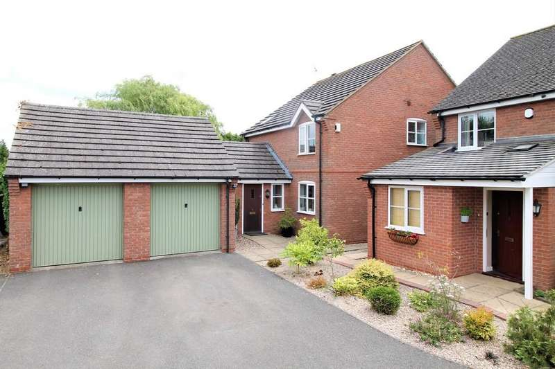 4 Bedrooms Detached House for sale in Cherry Tree Close, Husbands Bosworth
