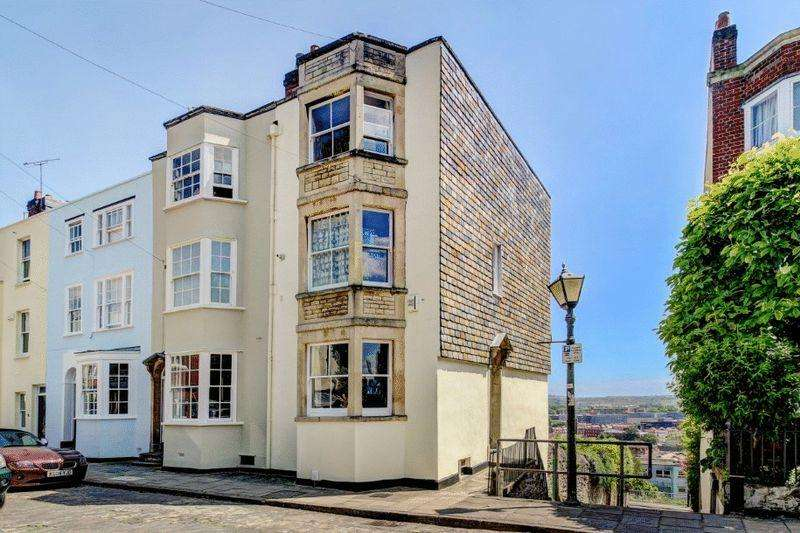 3 Bedrooms Terraced House for sale in Somerset Street, Kingsdown