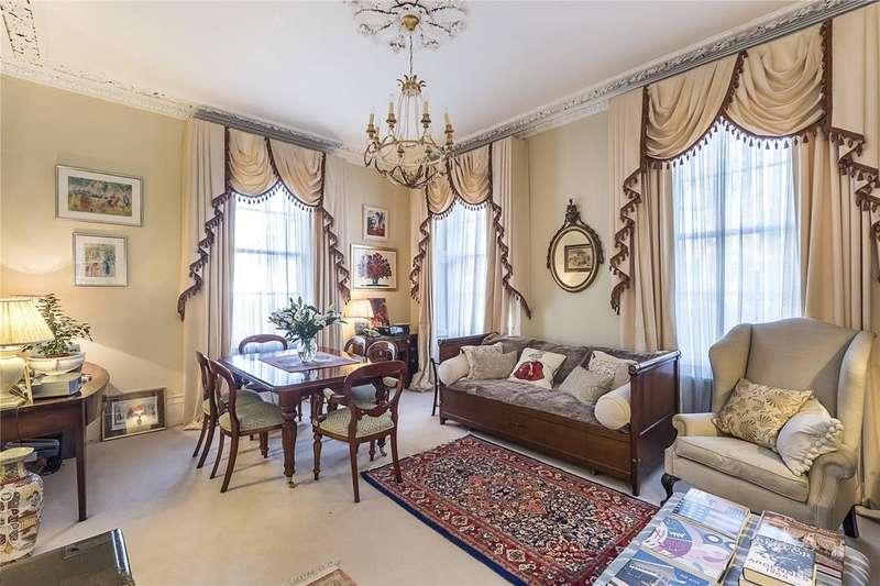 1 Bedroom Flat for sale in Cambridge Street, London, SW1V