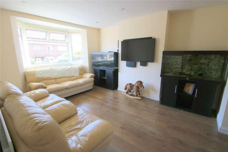 3 Bedrooms Terraced House for sale in Hardenhuish Road Brislington Bristol BS4