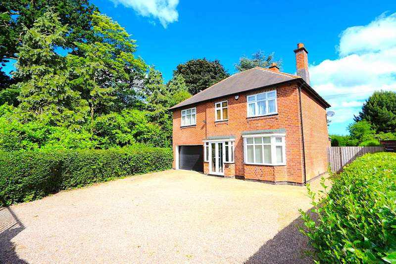 5 Bedrooms Property for sale in Hinckley Road, Leicester Forest East