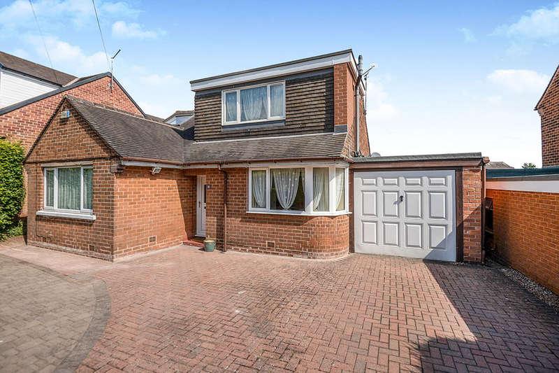 3 Bedrooms Detached Bungalow for sale in Cross Lane, Dronfield, S18
