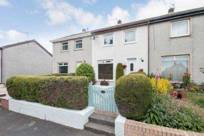 3 Bedrooms Terraced House for sale in Murchland Avenue, Fenwick, East Ayrshire