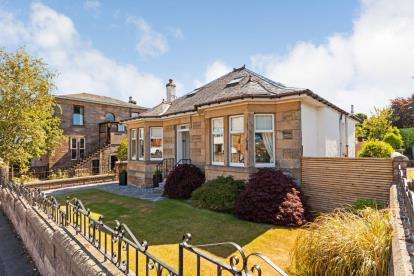 2 Bedrooms Bungalow for sale in Madeira Street, Greenock