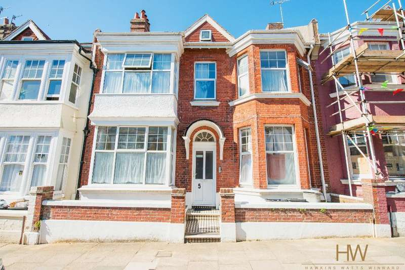 9 Bedrooms Terraced House for sale in Addison Road, Hove, BN3 1TN