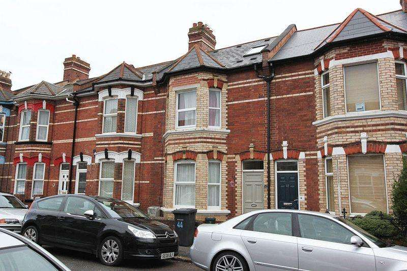 5 Bedrooms Terraced House for sale in St. Johns Road, Exeter