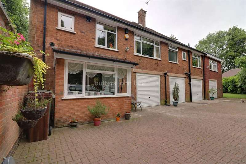 2 Bedrooms Bungalow for sale in Linthouse Lane, Wednesfield