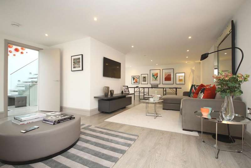 3 Bedrooms House for sale in Whittlebury Mews East, Dumpton Place, Primrose Hill, NW1