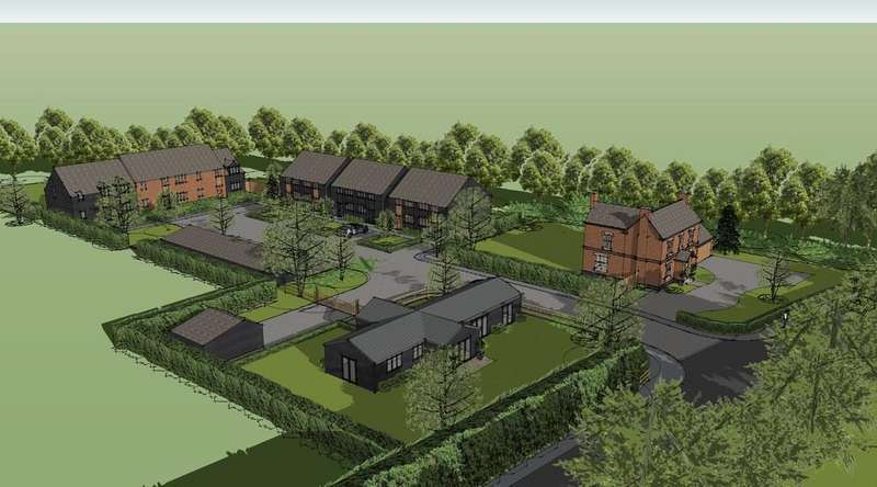 Plot Commercial for sale in Land at Coton House, Haunch Lane, B76