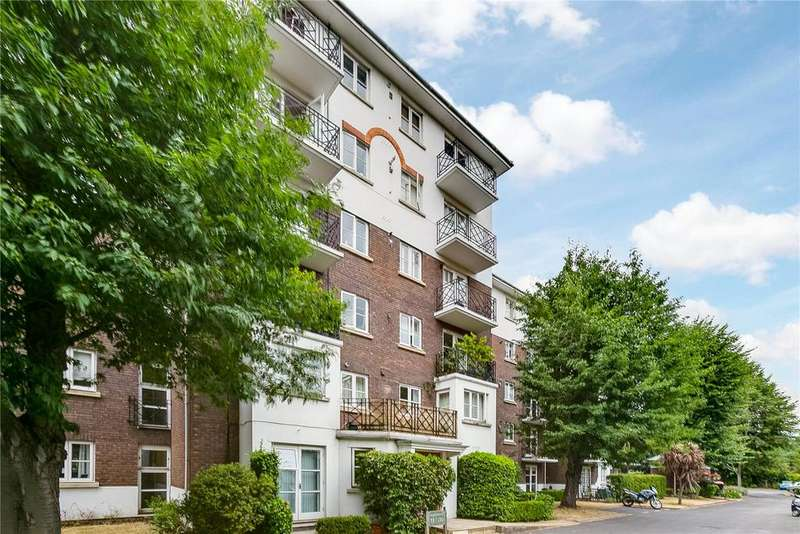2 Bedrooms Flat for sale in Brompton Park Crescent, Seagrave Road, West Brompton, London