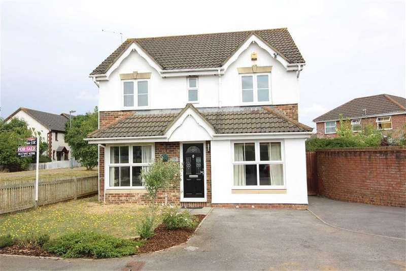 4 Bedrooms Detached House for sale in Westons Hill Drive, Emersons Green, Bristol