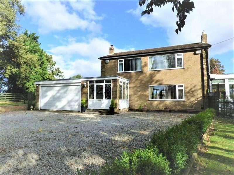 4 Bedrooms Detached House for sale in Park Lane, Cottingham