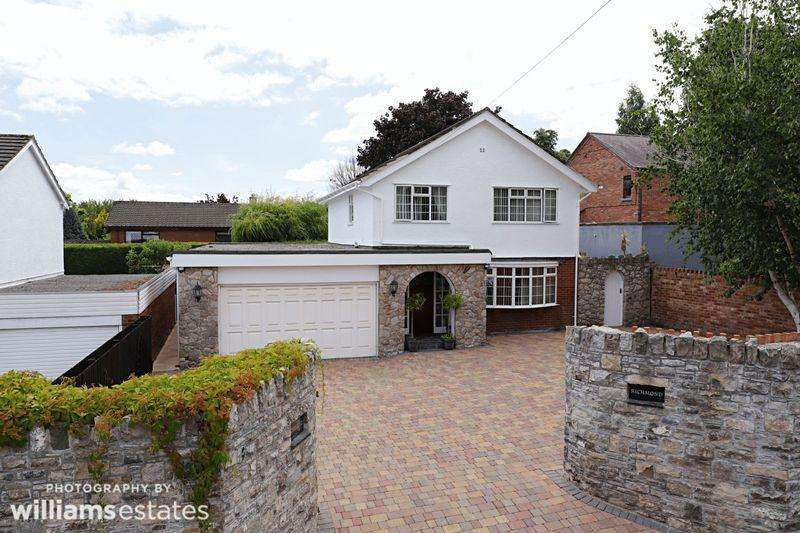 5 Bedrooms Detached House for sale in Park Street, Denbigh