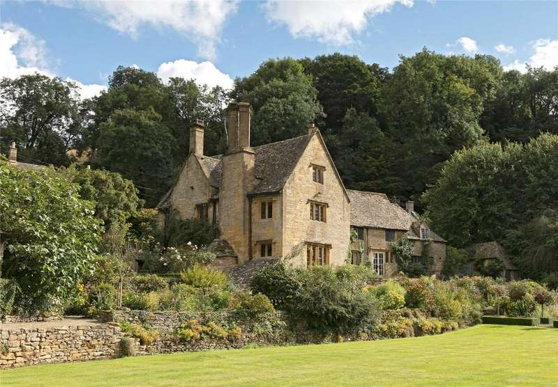 5 Bedrooms Detached House for sale in Snowshill, Broadway, Worcestershire, WR12