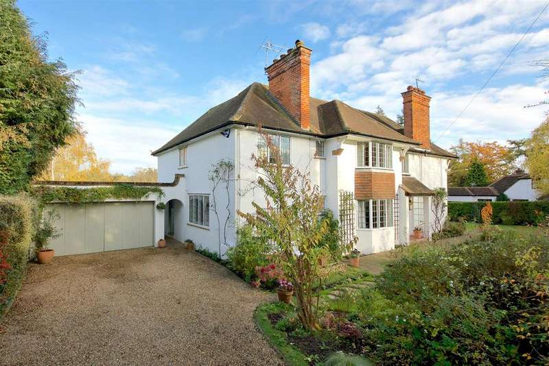 5 Bedrooms Detached House for sale in The Grove, RADLETT