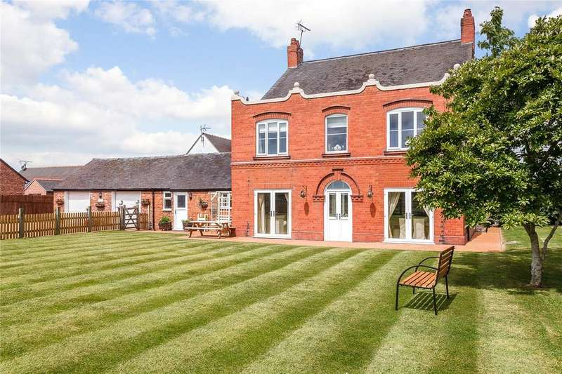 6 Bedrooms Detached House for sale in Aston Juxta Mondrum, Nantwich, Cheshire