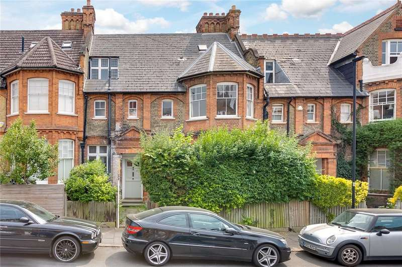6 Bedrooms Terraced House for sale in Kirkstall Road, London, SW2