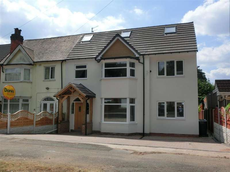 6 Bedrooms Semi Detached House for sale in Cole Valley Road, Birmingham