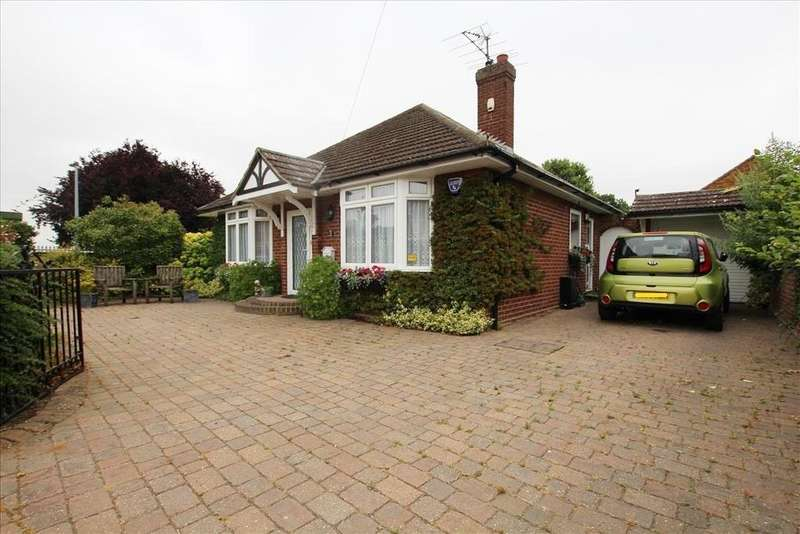 2 Bedrooms Detached Bungalow for sale in Hitchmead Road, Biggleswade, SG18