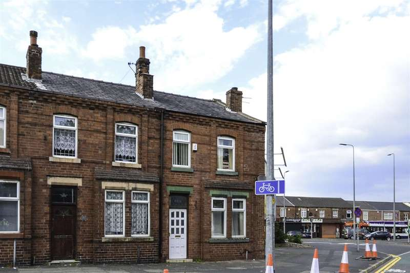 3 Bedrooms End Of Terrace House for sale in Warrington Road, Wigan