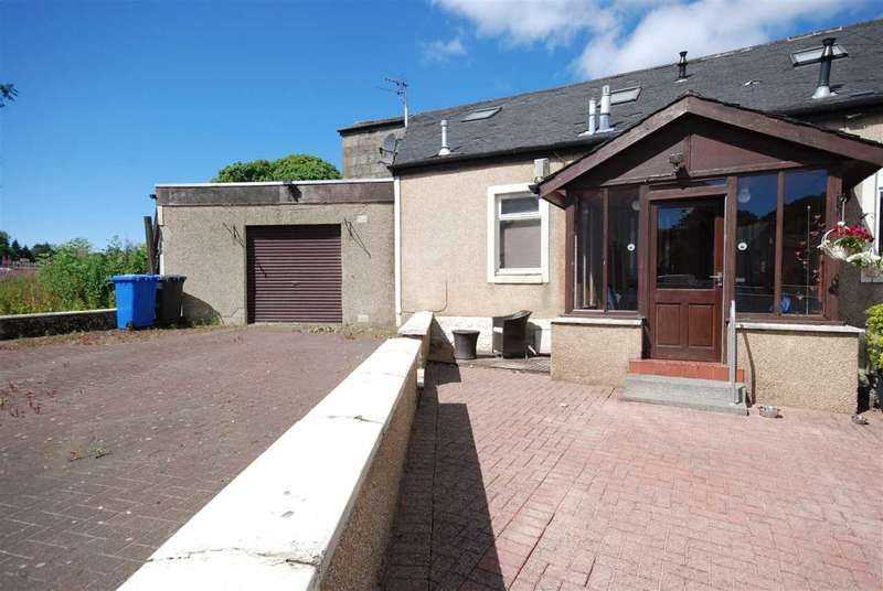 2 Bedrooms Apartment Flat for sale in Main Street, Beith