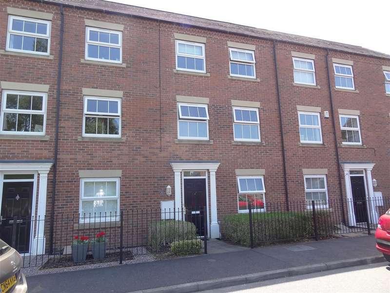 4 Bedrooms Property for sale in Pentland Drive, Greylees, Sleaford