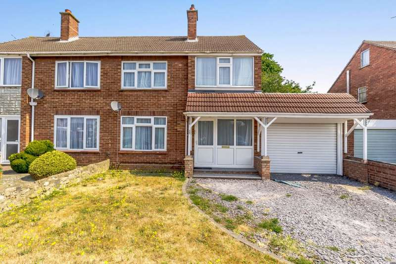 3 Bedrooms Semi Detached House for sale in Van Dyck Road, Colchester, Essex CO3 4QD