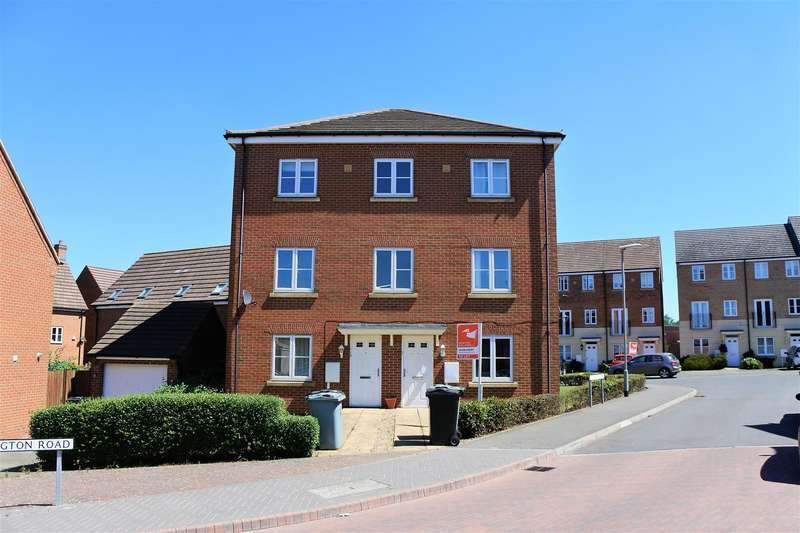 2 Bedrooms Maisonette Flat for sale in Tissington Road, Grantham