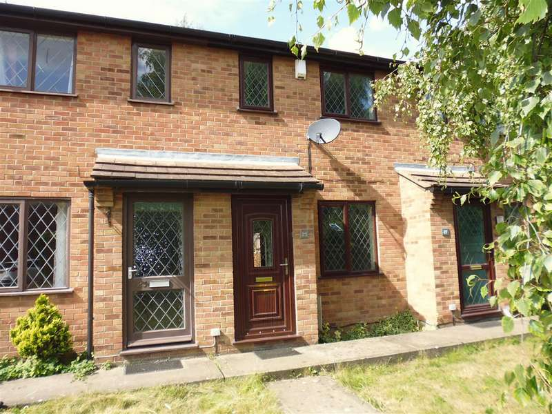 2 Bedrooms Terraced House for sale in St. Matthews Close, Lincoln