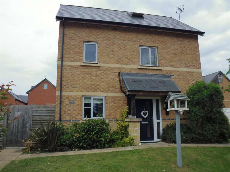 3 Bedrooms Property for sale in Furlong Way, Holdingham